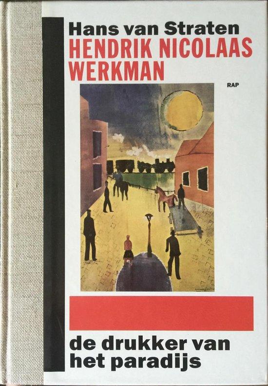 Hendrik Nicolaas Werkman - Henk van Straten  