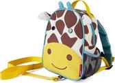 Skip Hop Zoo Kinderrugzak met looplijn 10 liter - Giraf