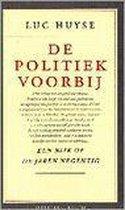 Boek cover De politiek voorbij van Luc Huyse