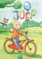 Boek cover Joep van Isabelle de Ridder