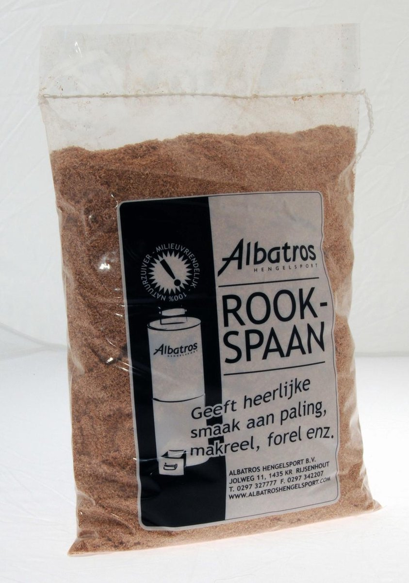 Albatros Fijn Rookmot - Bruin