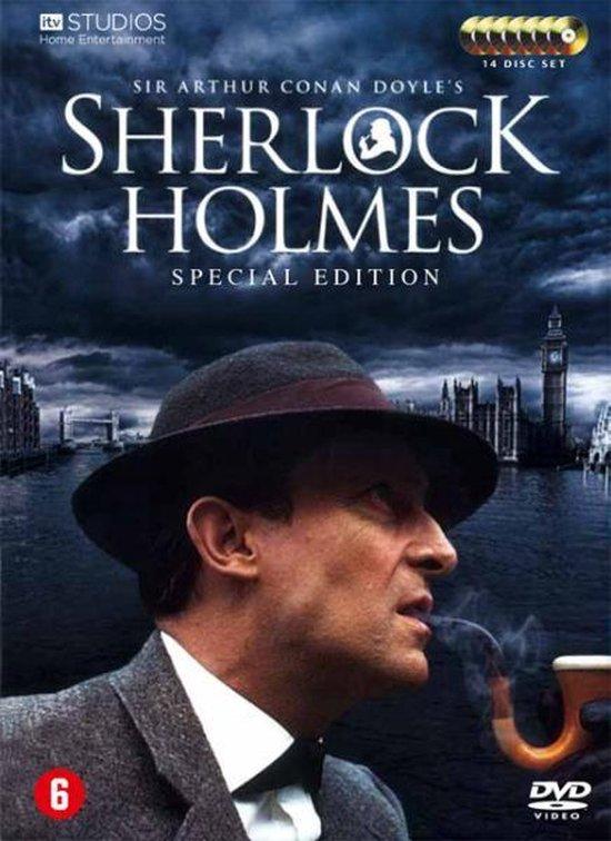 Cover van de film 'Sherlock Holmes'