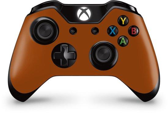 Xbox One Controller Skin Bruin Sticker