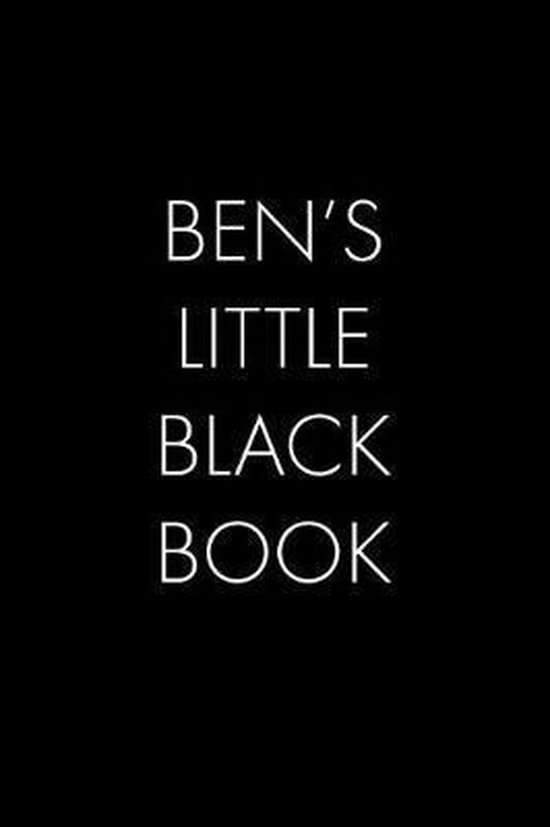 Ben's Little Black Book