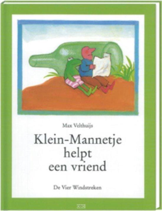 Klein-Mannetje - Klein-Mannetje helpt een vriend