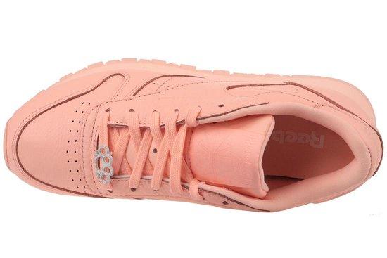 Reebok Classic Leather Bs7912, Vrouwen, Roze, Sneakers Maat: 38 Eu QzhbbS
