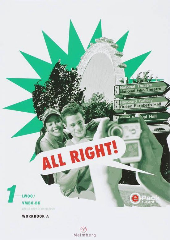 workbook All right! 1a vmbo-bk/k/lwoo - B. Vos  