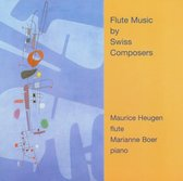 Flute Musis By Swiss Composers