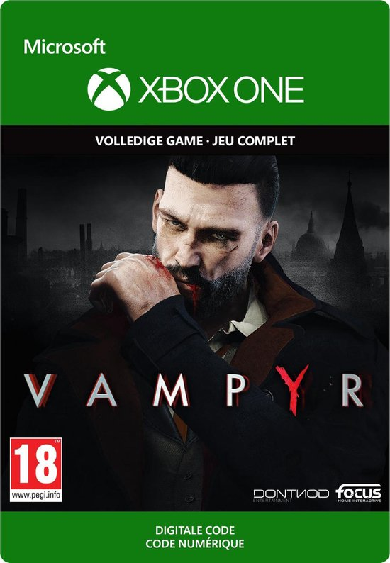 Vampyr – Xbox One Download