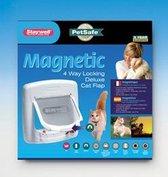 Staywell Deluxe Magnetisch Kattenluik