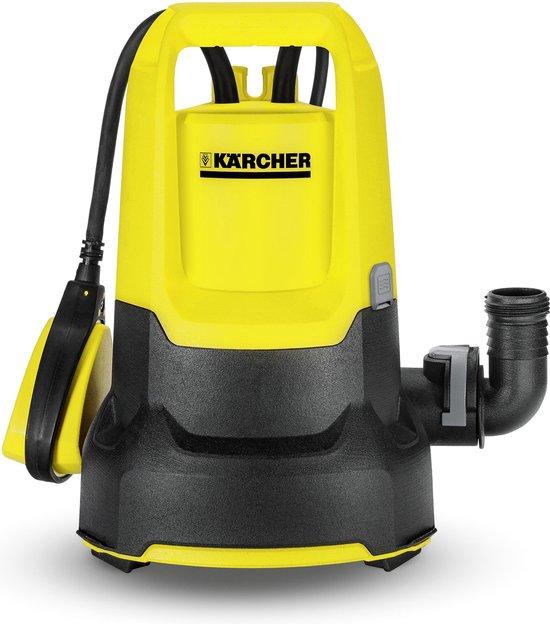 Kärcher SP 2 Flat - Dompelpomp - 6000 l/u
