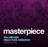 Masterpiece The Ultimate Disco Funk Collection Vol. 15