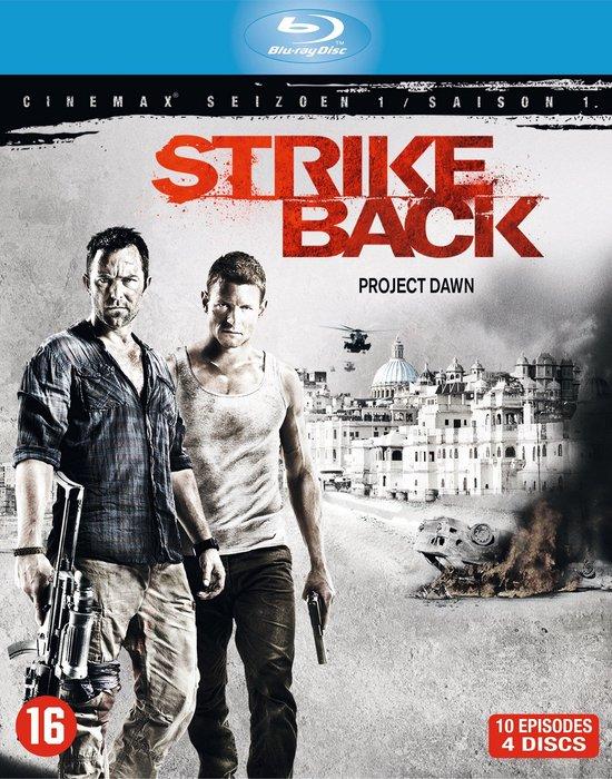 Cover van de film 'Strike Back: Project Dawn'