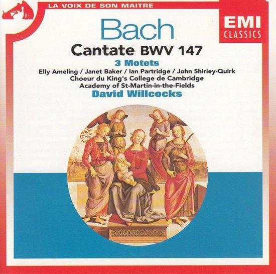 Cantate BWV 147 & 3 Motets