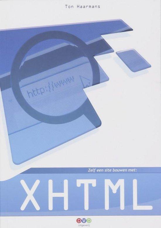Zelf een site bouwen met XHTML - T. Haarmans   Fthsonline.com