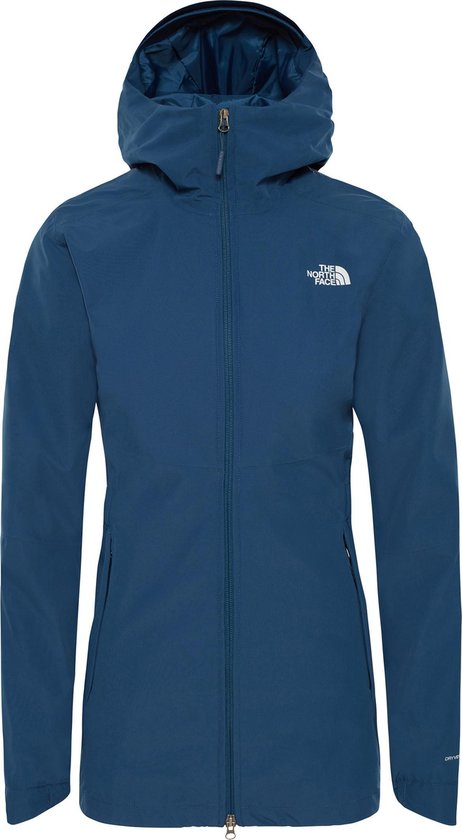 The North Face Hikesteller Parka Shell Jacket Outdoorjas Dames Blue Wing Teal
