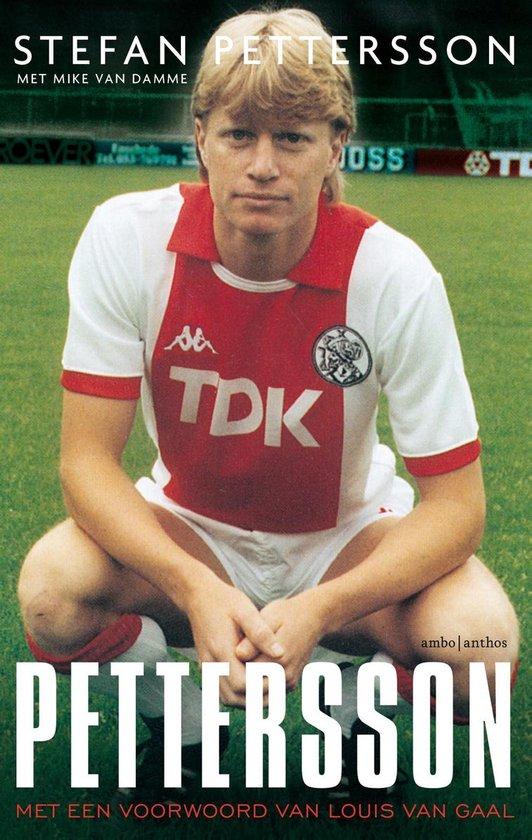 Boek cover Pettersson van Stefan Pettersson (Onbekend)