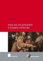 Actus Reus and Participation in European Criminal Law