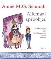 Boek cover Allemaal sprookjes van Annie M.G. Schmidt