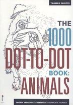 1000 Dot to Dot Animals