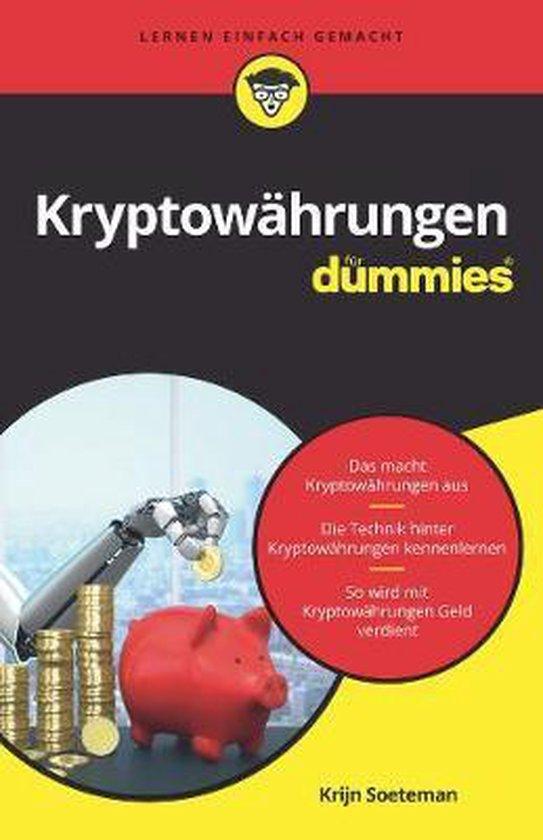 Kryptowahrungen fur Dummies