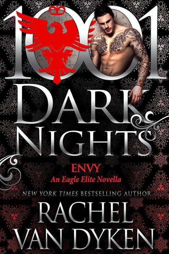 Boek cover Envy: An Eagle Elite Novella van Rachel Van Dyken (Onbekend)