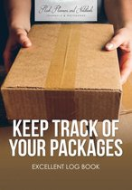 Keep Track of Your Packages Excellent Log Book