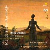 String Quintets Op18 & Op87