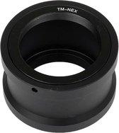 Sony E (NEX) Body naar T2 Lens Converter / Lens Mount Adapter