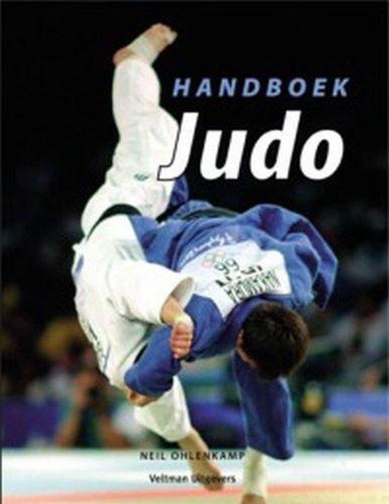 Cover van het boek 'Handboek Judo'