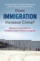 Omslag Does Immigration Increase Crime?