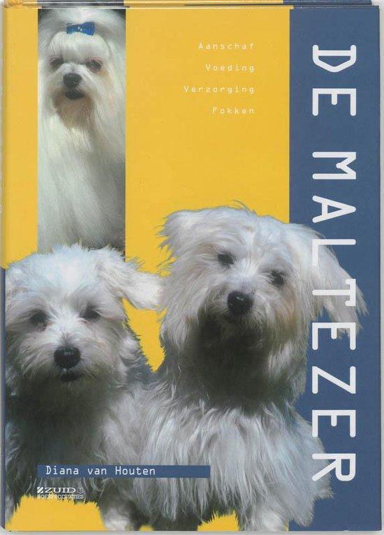 Cover van het boek 'De Maltezer' van Diana van Houten