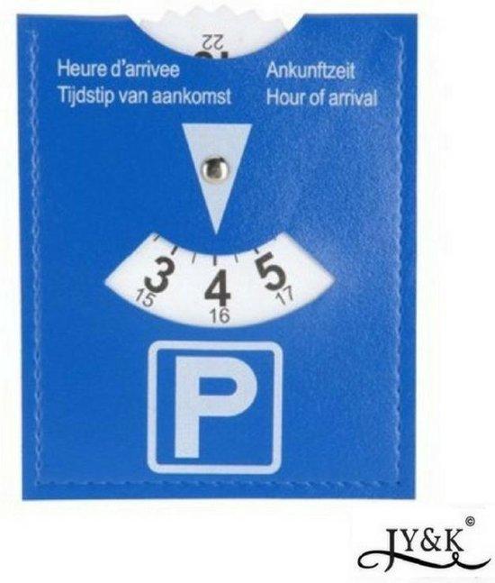 Parkeerschijf blauw| Parkeerkaart | Parkeren in de blauwe zone