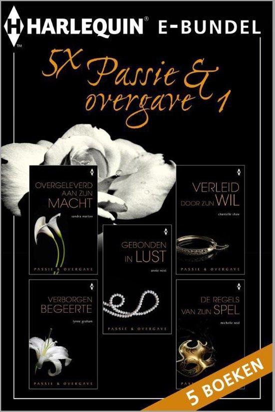 Passie & overgave - Harlequin ebundel Passie en overgave - Michelle Reid  