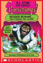 Give Yourself Goosebumps: Deadly Experiments Of Dr. Eeek, The
