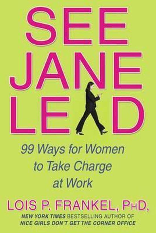 Boek cover See Jane Lead van Lois P. Frankel, Phd (Paperback)