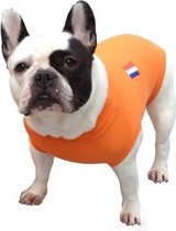 Medical Pet Shirt Hond Oranje - M