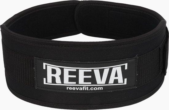 Reeva gewichtheffen riem – Geschikt voor Fitness en CrossFit – Small 66-86 cm