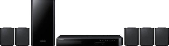 Samsung HT-J4500 - 5.1 Home cinema set - Zwart