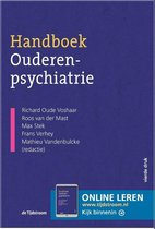 Handboek ouderenpsychiatrie