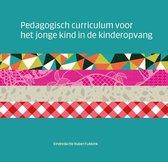 Pedagogisch curriculum voor het jonge kind in de kinderopvang