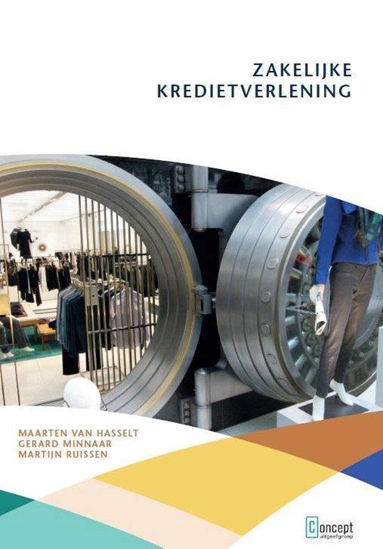 Zakelijke kredietverlening - Maarten van Hasselt |