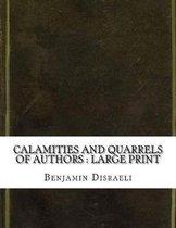 Calamities and Quarrels of Authors