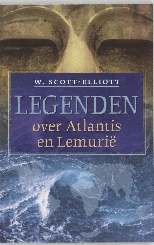 Legenden over Atlantis en Lemurië - W. Scott-Elliot pdf epub