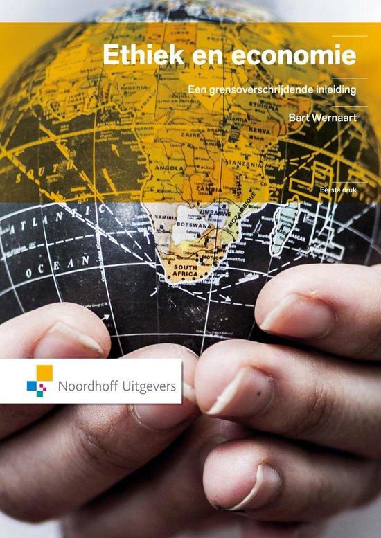 Boek cover Ethiek en economie van Bart Wernaart (Paperback)