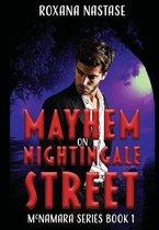 Omslag Mayhem on Nightingale Street