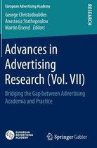 Advances in Advertising Research