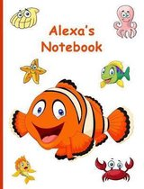 Alexa's Notebook