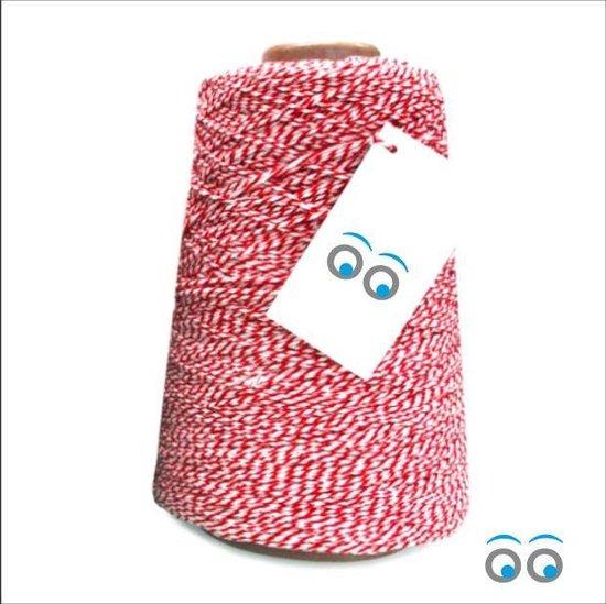 Slagers touw - Rollade Touw - Bak Touw - Decoratie Touw-500 meter
