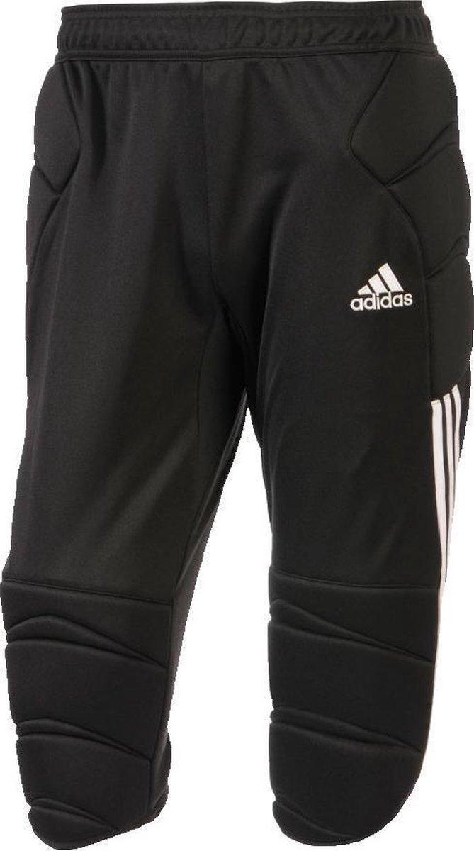 adidas Tierro 13 Driekwart Sportbroek Maat M Mannen zwartwit